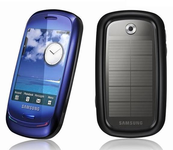 Telephone solaire en Afrique