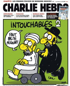 Les caricatures de Mahomet et de l'Islam de Charlie Hebdo