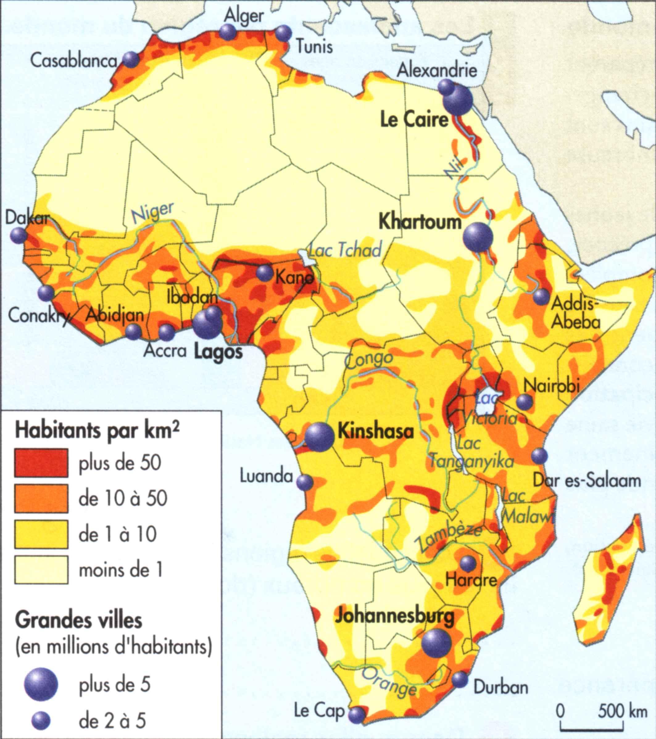 Villes Les Plus Importantes D Angola