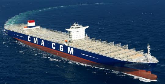 Maroc le plus grand porte conteneur du monde fera escale - Le plus gros porte conteneur du monde ...