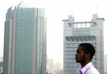 Étudiant Africain en Chine avec Thierry Barbaut et info Afrique