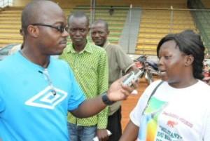 Alan, un de nos correspondants à Bangui