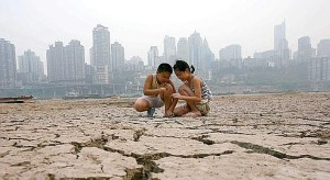 CHONGQUING: Drought Conditions In Chongqing