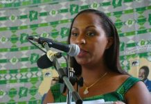 Yasmina Ouégnin aux élections en Côte d'Ivoire