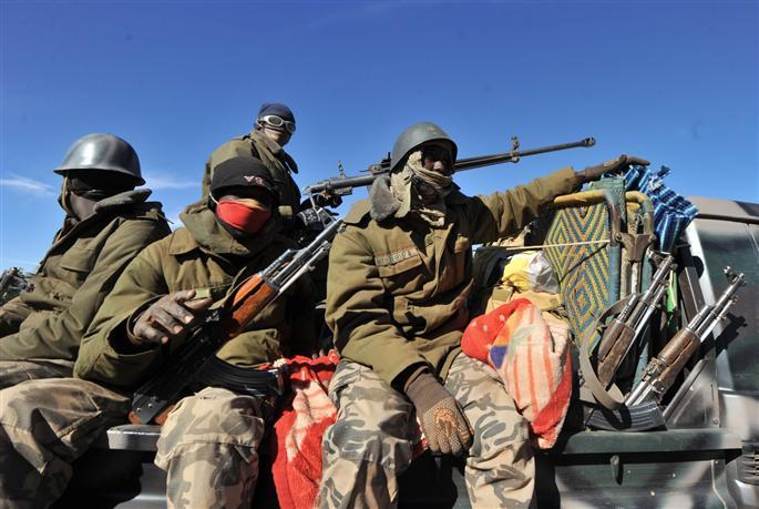 """L'armée Malienne qualifiée de """"Ridicule et incompétente"""" par le pentagone"""