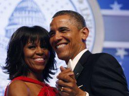 Barack et Michelle en Afrique