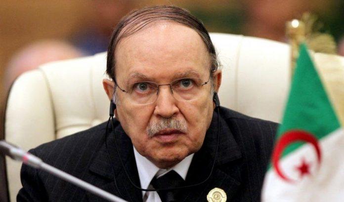 Bouteflika dans le coma