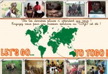 Les missions courtes de La Guile au Togo