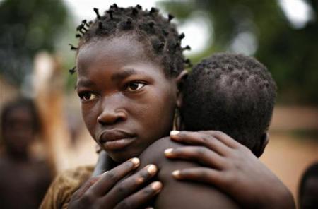 femmes violées et brulées en RDC