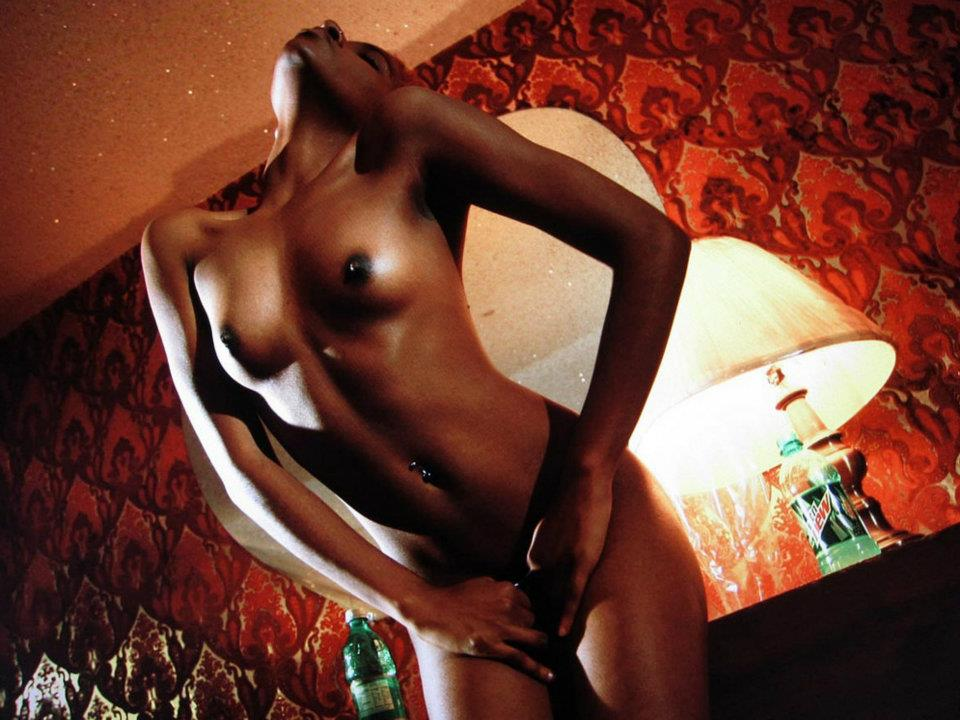 Filles africaines sexy nue fesses
