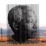 Les oeuvre d'arts dédiés à Nelson Mandela