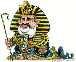 Morsi depart du caire egypte