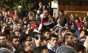 EGYPT-POLITICS-DEMO-TUNISIA