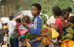 100,000 newly IDPs since renewed fighting between CNDP and FARDC
