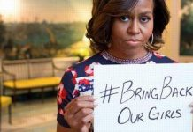 Le tweet de Michelle Obama pour les jeunes filles enlevées au Nigéria par Boko Haram