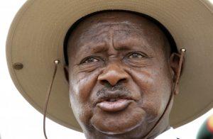 Ouganda-Yoweri-Museveni-endormi