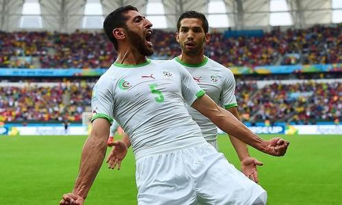 Coupe du monde l 39 alg rie sur un nuage info afrique - Algerie allemagne coupe du monde 2014 ...