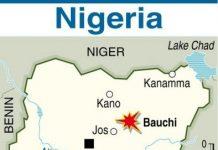 Attentats à Bauchi