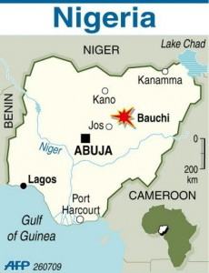 nigeria-map-bauchi-afp