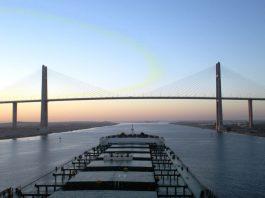 nouveau canal de Suez