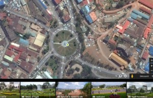 Kigali Google Map