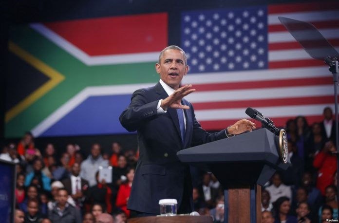 obama sommet Afrique USA
