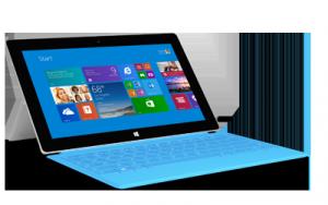 La tablette Surface de Microsoft
