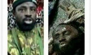 Abubakar Shekau mort