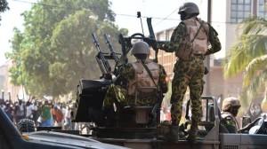 L'armée au Burkina dispose du soutien du peuple