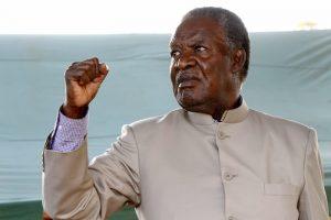 """Le président Michael Sata, surnommé """"King Cobra"""" est mort à Londres"""