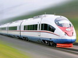 Le train à grande vitesse qui sera déployé sur 1 400 kilomètres au Nigeria