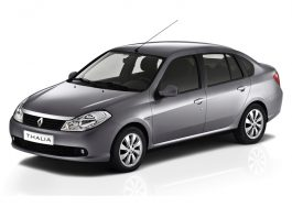 La Renault Symbol