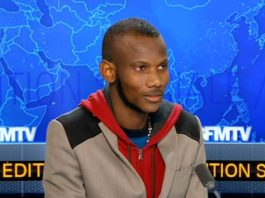 Lassana Bathily, héros de la prise d'otage à Paris