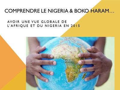 Telecharger la présentation Nigeria & Boko Haram 2015