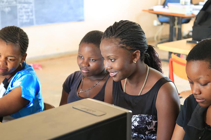 Crédits photos: © Thierry Barbaut - Info Afrique