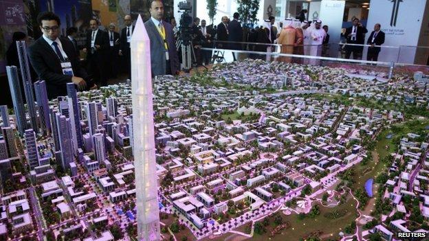 Une nouvelle capitale économique sera construite à quelques kilomètres du Caire