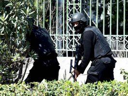 Attaque terroriste et prise d'otage au musée Bardo