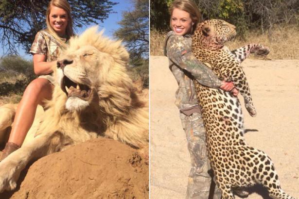 Kendall-Jones-massacre-lion-guepard