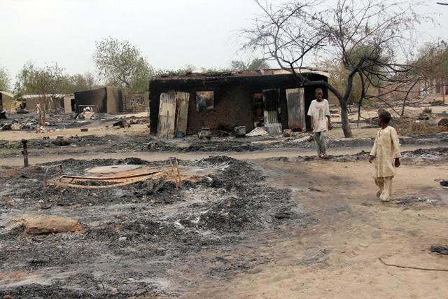 Près de 400 victimes civiles tuées par Boko Haram — Nigéria