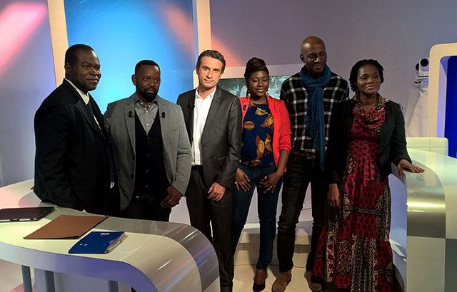 """Nouvelles émission """"Le talk"""" dédiée à l'Afrique avec un numéro spécial NTIC & Afrique avec Thierry Barbaut"""