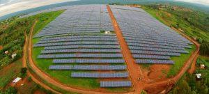 La première centrale solaire de grande taille de l'Afrique orientale a commencé à fournir de l'énergie en février 2015 au Rwanda. (Gigawatt Global)