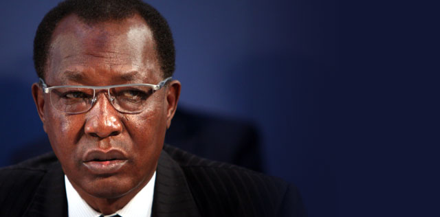 Le président Idriss Déby Itno face à une vague d'attentats historique au Tchad