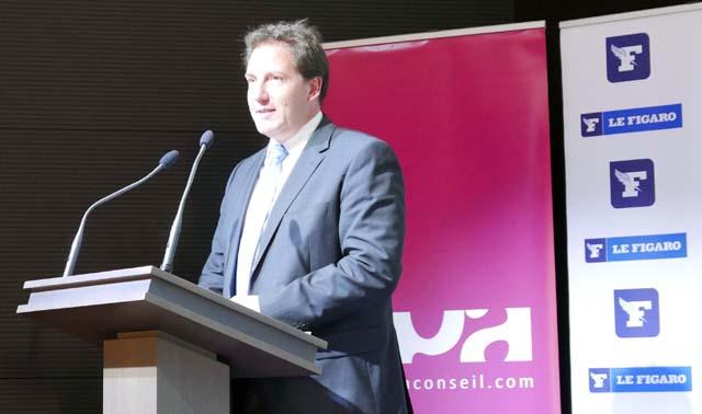 Laurent Paillassot, Directeur Général Adjoint d'Orange en charge de l'expérience client et du mobile banking