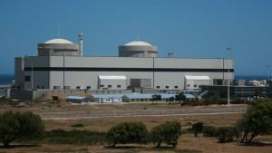 La centrale nucléaire d'Afrique du Sud