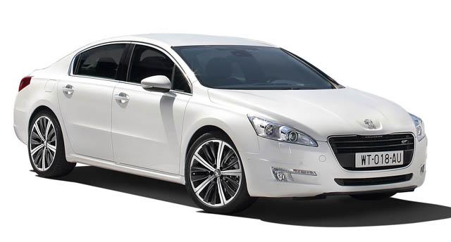Le groupe PSA espère aussi vendre ses modèles haut de gamme en Afrique comme la 508