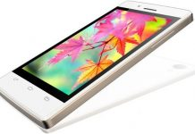 Le Smartphone Intex Aqua Y2 Ultra