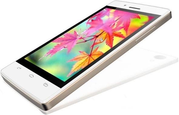 Le Smartphone Intex Aqua Y2 Ultra
