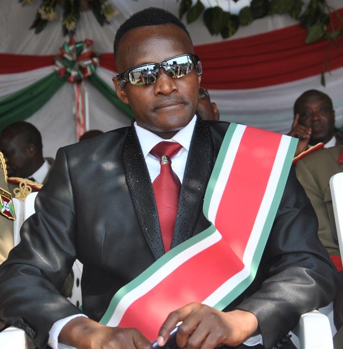 Le Général Nshimirimana à été tué par un tir de roquette