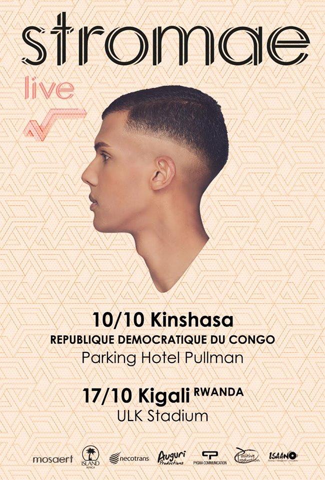 STROMAE-KIGALI-KINSHASA