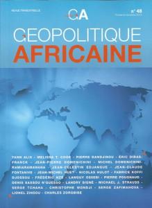 Je recommande Géopolitique Africaine